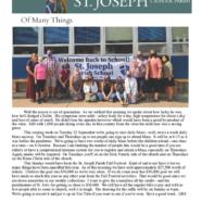 September 17, 2020 Parish Update