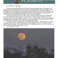 September 24, 2020 Parish Update