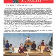 January 8, 2021 Parish Update