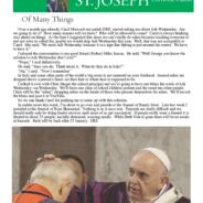 January 14, 2021 Parish Update