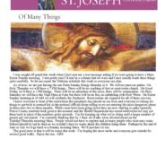 March 4, 2021 Parish Update
