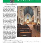 1 July 2021 Parish Update